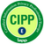 logo fra Certified Information Privacy Professional/Europe (CIPP/E)